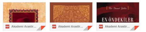 Akademi araştırma